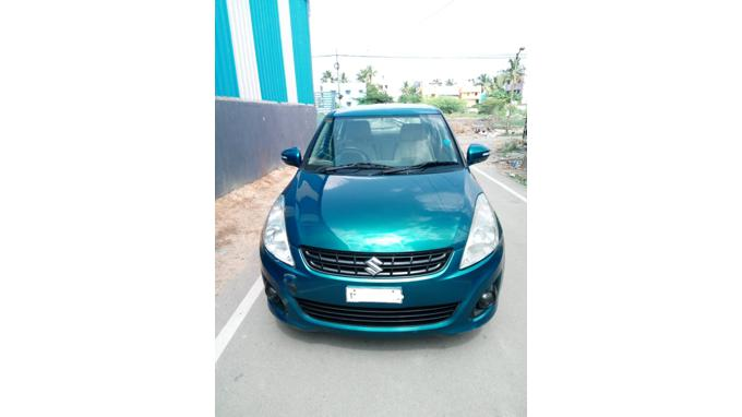Used 2012 Maruti Suzuki Swift Dzire Car In Chennai