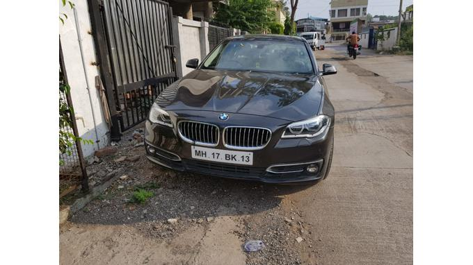 Used 2016 BMW 5 Series Car In Pune