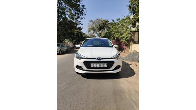 Used 2017 Hyundai Elite i20 Car In Ahmedabad