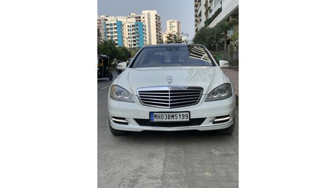 Used 2013 Mercedes Benz S Class Car In Mumbai