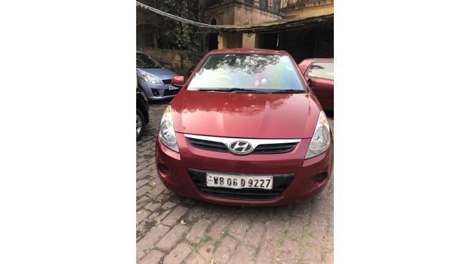 Used 2010 Hyundai i20 Car In Kolkata