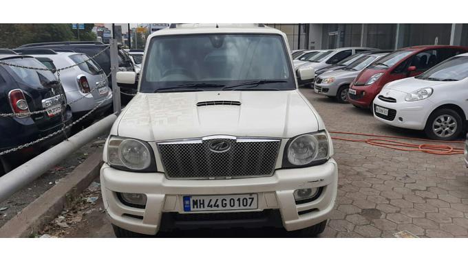 Used 2012 Mahindra Scorpio Car In Jalna