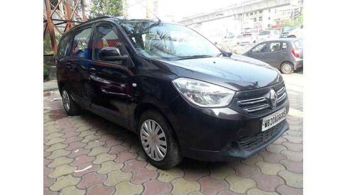 Used 2016 Renault Lodgy Car In Kolkata