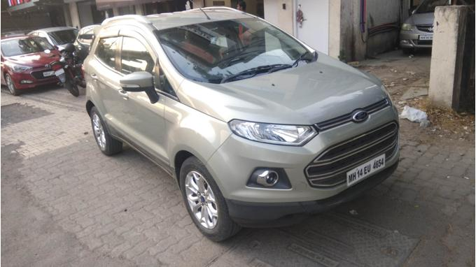 Used 2015 Ford EcoSport Car In Pune