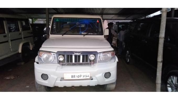 Used 2011 Mahindra Bolero Car In Patna