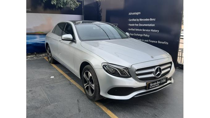 Used 2019 Mercedes Benz E Class Car In East Godavari
