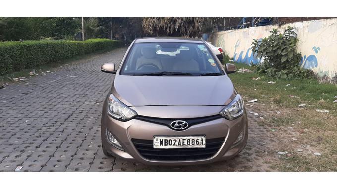 Used 2014 Hyundai i20 Car In Kolkata