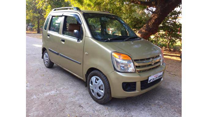 Used 2006 Maruti Suzuki Wagon R Car In Sehore
