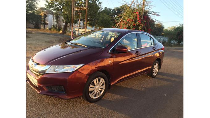 Used 2014 Honda City Car In Sehore