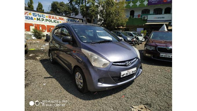 Used 2012 Hyundai Eon Car In Sehore