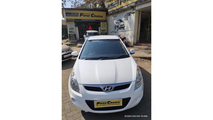 Used 2010 Hyundai i20 Car In Thane