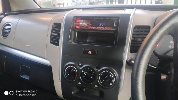 Used 2013 Maruti Suzuki Wagon R 1.0 Car In New Delhi