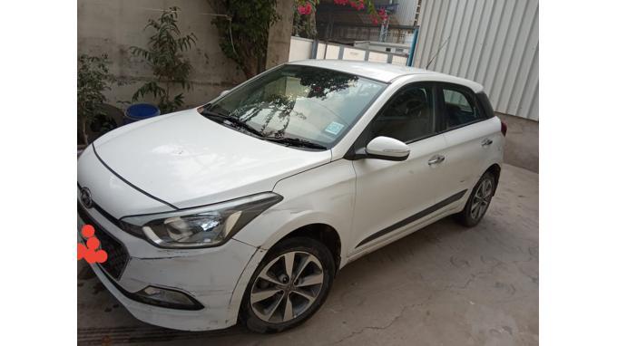Used 2014 Hyundai Elite i20 Car In Ahmedabad