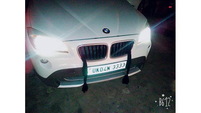 Used 2011 BMW X1 Car In Haldwani