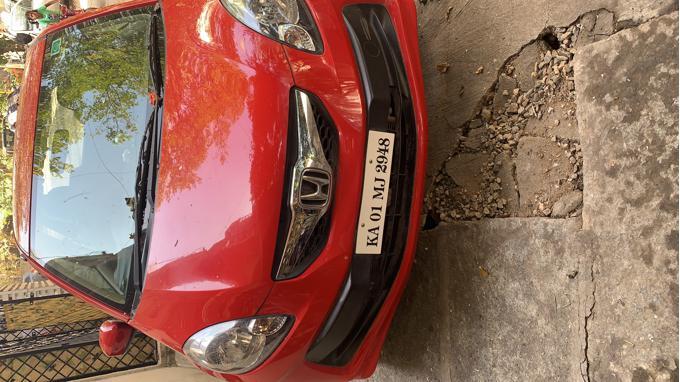 Used 2012 Honda Brio Car In Bangalore