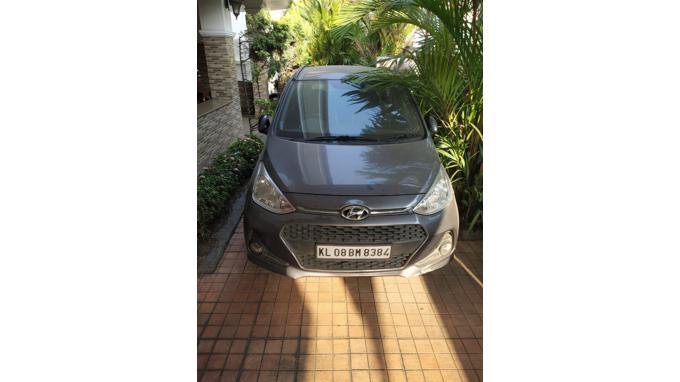 Used 2017 Hyundai Grand i10 Car In Cochin