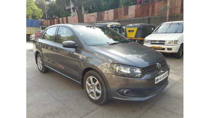 Used 2013 Volkswagen Vento Car In Thane