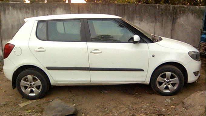Used 2011 Skoda Fabia Car In Jamshedpur